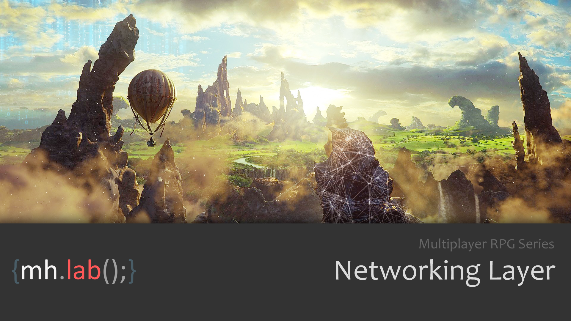 Multiplayer RPG Series - Networking (TCP vs UDP) | mhlab